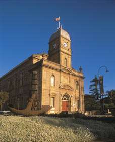 The Albany Town Hall - Phillip Island Accommodation
