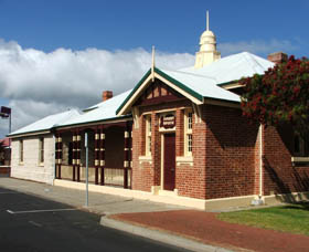 Artgeo Cultural Complex - Old Courthouse - Phillip Island Accommodation