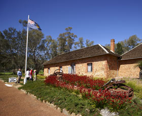 Old Gaol Museum Toodyay - Phillip Island Accommodation