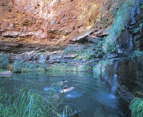 Dales Gorge and Circular Pool - Phillip Island Accommodation