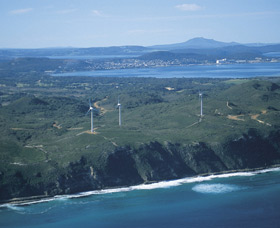 Albany Wind Farm - Phillip Island Accommodation