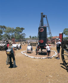 Ben Prior's Open Air Museum - Phillip Island Accommodation