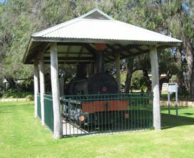 Ballarat Engine - Phillip Island Accommodation