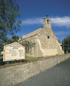 St Mary's Anglican Church - Phillip Island Accommodation