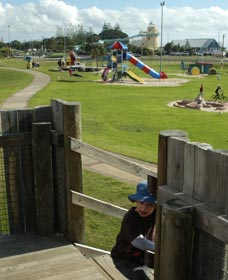 Yoganup Playground - Phillip Island Accommodation