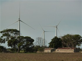 Wattle Point Wind Farm - Phillip Island Accommodation