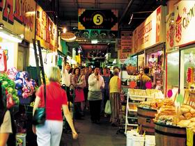 Adelaide Central Market - Phillip Island Accommodation