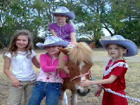 Amberainbow Pony Rides - Phillip Island Accommodation