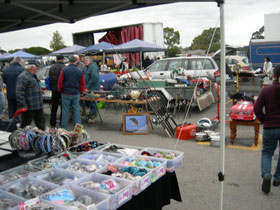 Gepps Cross Treasure Market - Phillip Island Accommodation