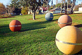 Sculpture Trail - Great Western Tiers - Phillip Island Accommodation