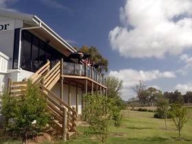 Newman's Horseradish Farm and Rusticana Wines - Phillip Island Accommodation