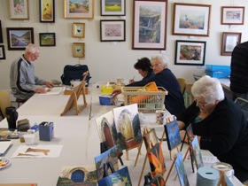 Northern Yorke Peninsula Art Group - Phillip Island Accommodation