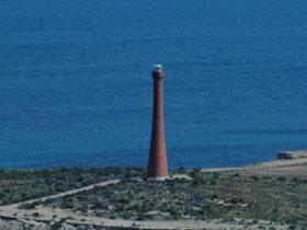 Troubridge Hill Lighthouse - Phillip Island Accommodation