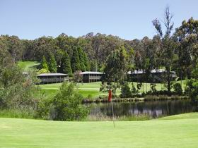Mount Lofty Golf Club - Phillip Island Accommodation