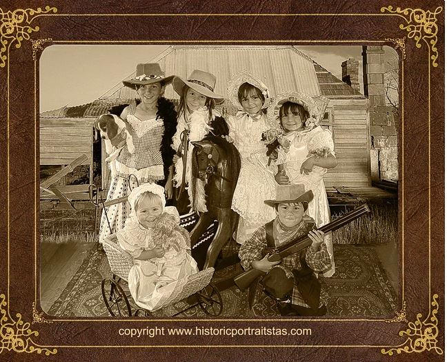 Olde Time Portraits - Phillip Island Accommodation