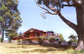 Barringwood Park Vineyard - Phillip Island Accommodation