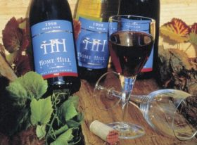 Home Hill Vineyard and Winery Restaurant - Phillip Island Accommodation
