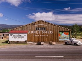 The Apple Shed Tasmania - Phillip Island Accommodation