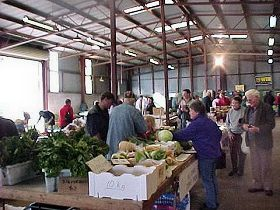 Burnie Farmers' Market - Phillip Island Accommodation