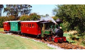 Redwater Creek Railway - Phillip Island Accommodation