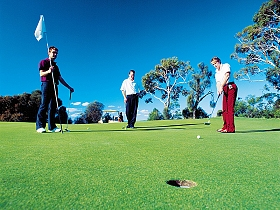 Huon Heights Public Golf Course - Phillip Island Accommodation