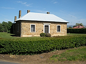 Oatlands Court House - Phillip Island Accommodation