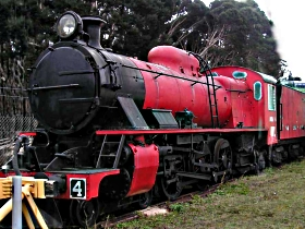 Don River Railway - Phillip Island Accommodation