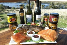 Bruny Island Smokehouse - Phillip Island Accommodation