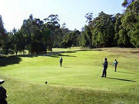 Sheffield Golf Course - Phillip Island Accommodation