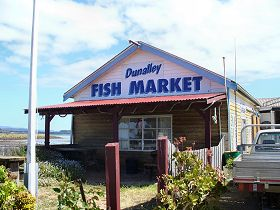Dunalley Fish Market - Phillip Island Accommodation
