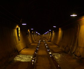 WWII Oil Storage Tunnels - Phillip Island Accommodation