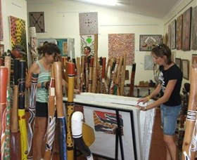 Top Didj  Art Gallery - Phillip Island Accommodation