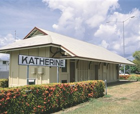 Old Katherine Railway Station - Phillip Island Accommodation