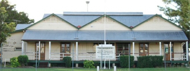 Central Queensland Military Museum - Phillip Island Accommodation