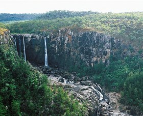 Blencoe Falls Girringun National Park - Phillip Island Accommodation