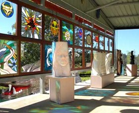 Alpha31 Art Gallery and Sculpture Garden - Phillip Island Accommodation