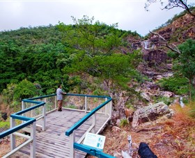 Jourama Falls Paluma Range National Park - Phillip Island Accommodation