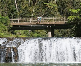 Malanda Falls Conservation Park - Phillip Island Accommodation