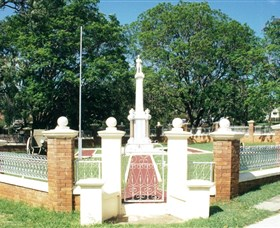 Boonah War Memorial and Memorial Park - Phillip Island Accommodation