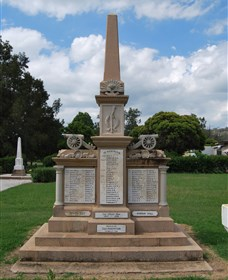 Boer War Memorial and Park - Phillip Island Accommodation