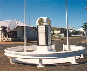 Cloncurry War Memorial - Phillip Island Accommodation