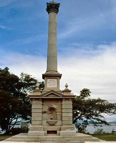 Cooktown War Memorial - Phillip Island Accommodation