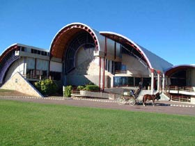 Australian Stockmans Hall of Fame and Outback Heritage Centre - Phillip Island Accommodation