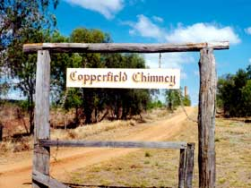 Copperfield Store and Chimney - Phillip Island Accommodation