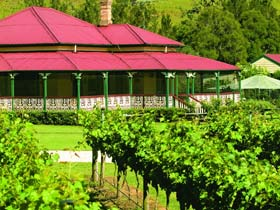 OReillys Canungra Valley Vineyards - Phillip Island Accommodation