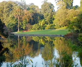 Royal Botanic Gardens Melbourne - Phillip Island Accommodation