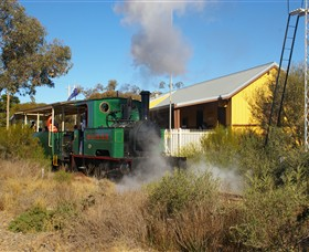 Red Cliffs Historical Steam Railway - Phillip Island Accommodation