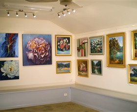 Ros McArthur Art Studio - Phillip Island Accommodation
