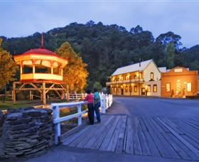 Walhalla Historic Area - Phillip Island Accommodation