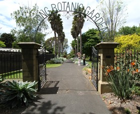 Friends of Geelong Botanic Gardens - Phillip Island Accommodation